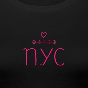 Simply NYC T-Shirts - Women's Premium T-Shirt