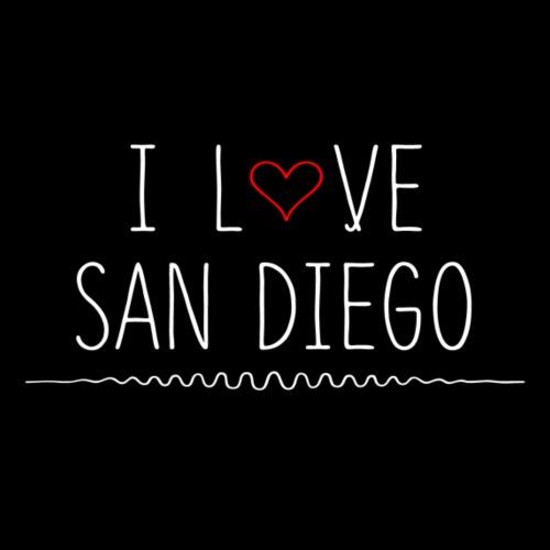 I love San Diego