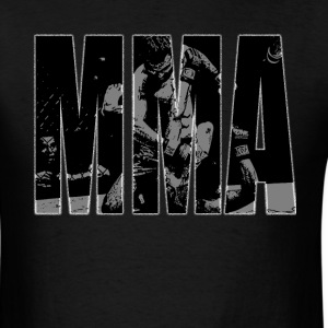 MMA Fighter - Men's T-Shirt