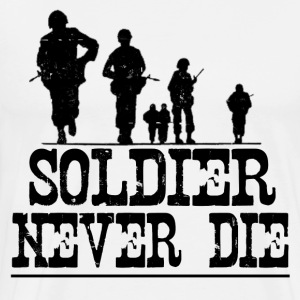 SOLDIER - Men's Premium T-Shirt