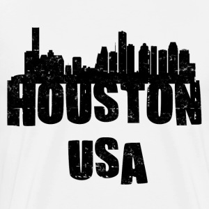 HOUSTON - Men's Premium T-Shirt