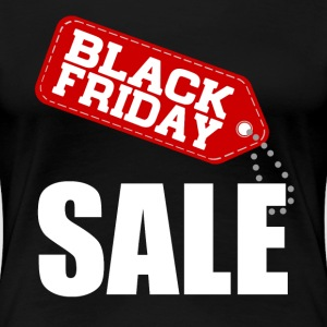 BLACK FRIDAY - Women's Premium T-Shirt