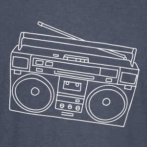 Boombox - Vintage Sport T-Shirt