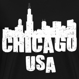 CHICAGO - Men's Premium T-Shirt