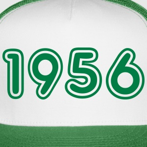 1956, Numbers, Year, Year Of Birth Sportswear - Trucker Cap