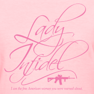 Design ~ Lady Infidel - American Woman