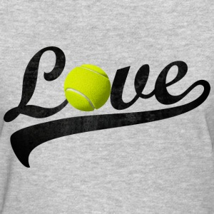 love tennis - Women's T-Shirt