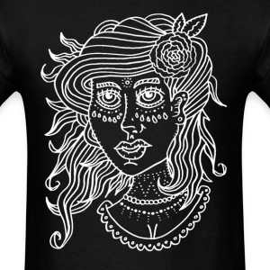 Traditional Woman T-Shirts - Men's T-Shirt