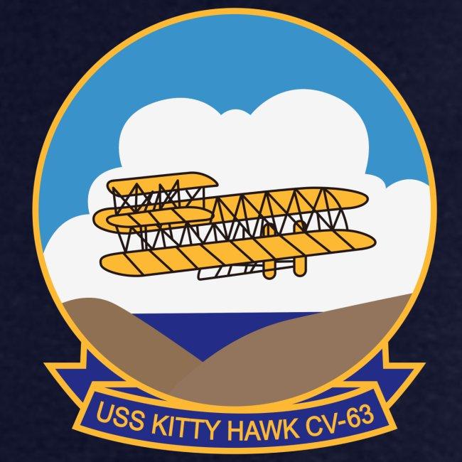 USS KITTY HAWK CV-63 WESTPAC/I.O./ ARABIAN SEA CRUISE 1984 CRUISE SHIRT