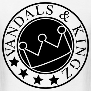 Vandal and Kingz - Men's T-Shirt