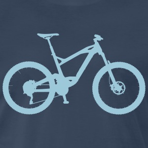 MTB Bike (dh) - Men's Premium T-Shirt