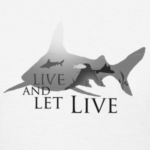 Live and let live - Women's T-Shirt