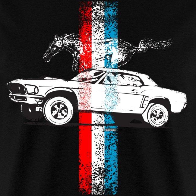Mens Mustang