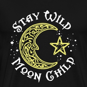 Wild Moon Child Shirt - Men's Premium T-Shirt