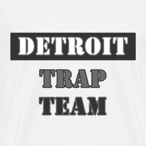 Detroit Trap Team - Men's Premium T-Shirt