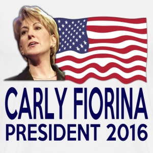 CARLY FIORINA PRESIDENT 2016 - Men's Premium T-Shirt