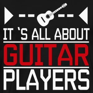GUITAR PLAYER - Men's Premium T-Shirt