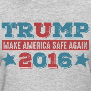 Safe America Trump 2016 T-Shirts - Women's T-Shirt