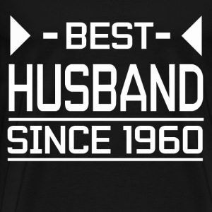 HUSBAND 562353.png T-Shirts - Men's Premium T-Shirt