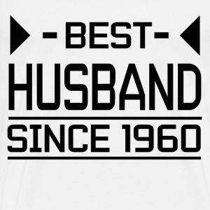 HUSBAND 23232.png T-Shirts - Men's Premium T-Shirt