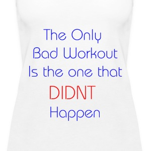 The Only Bad.gif Tanks - Women's Premium Tank Top