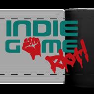 Design ~ IGR Mug with Wrap-around logo