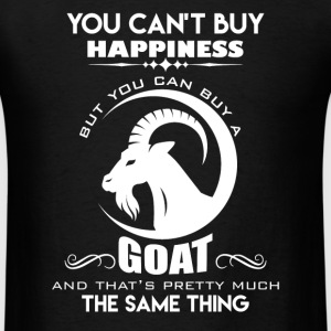 Happiness Goats Shirt - Men's T-Shirt