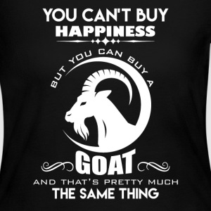 Happiness Goats Shirt - Women's Long Sleeve Jersey T-Shirt