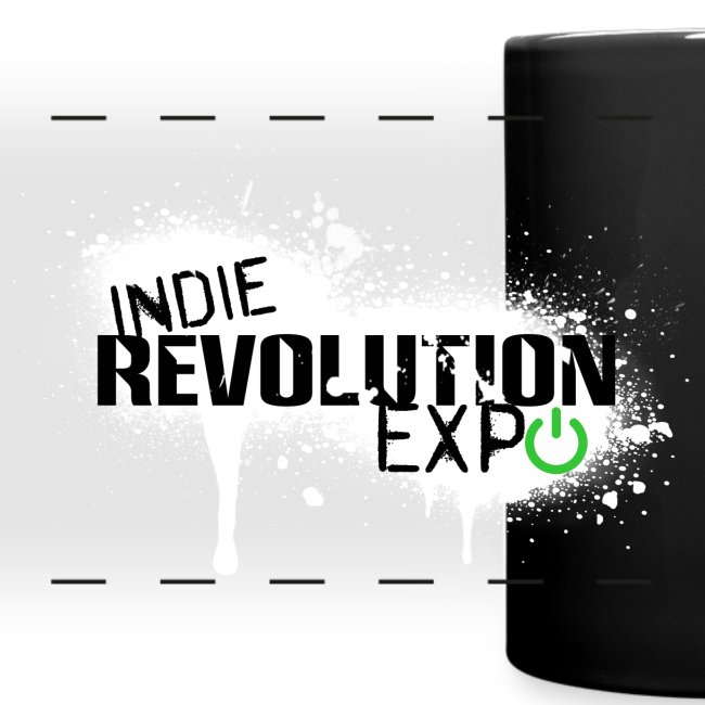 IRX Mug with Wrap-around Logo