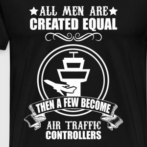 Air Traffic Controllers Shirt - Men's Premium T-Shirt