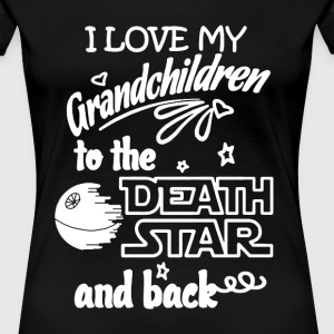 Grandchildren Shirt - Women's Premium T-Shirt