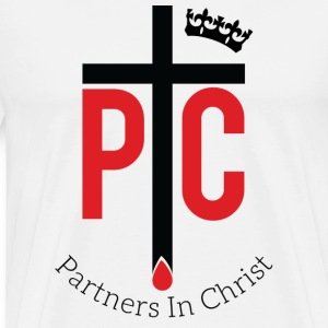 Partners in Christ - Men's Premium T-Shirt
