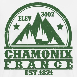CHAM  FRANCE - Men's Premium T-Shirt