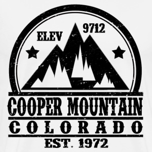 COOPER MOUNTAIN COLORADO - Men's Premium T-Shirt