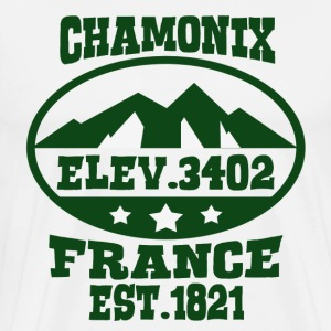 CHAM  FRANCE NATIONAL PARK - Men's Premium T-Shirt