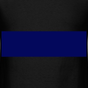 Blue Lives Matter - Men's T-shirt - Police - Men's T-Shirt