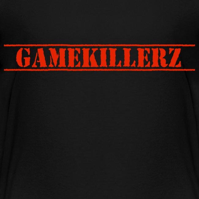 Kids T-Shirt w/ red logo