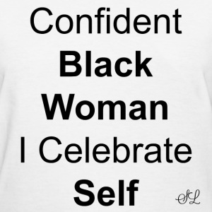 Celebrate Black Women T-shirt by Stephanie Lahart T-Shirts - Women's T-Shirt