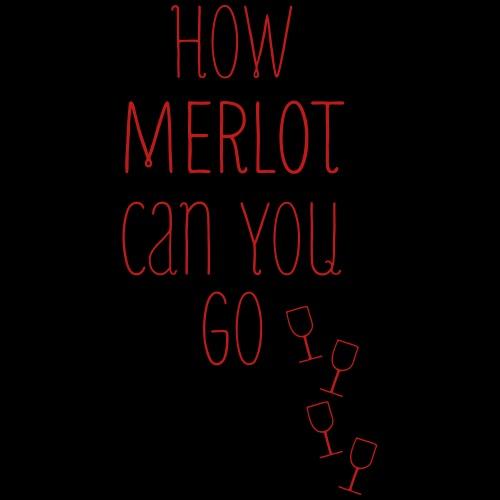 merlot go black lines