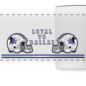Dallas - Panoramic Mug