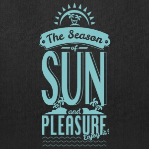 Season of Sun & Pleasure Bags & backpacks - Tote Bag