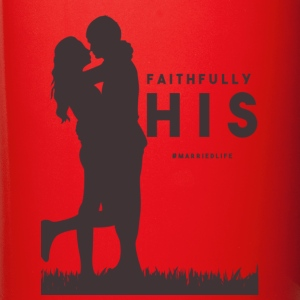 Faithfully His mug - Full Color Mug