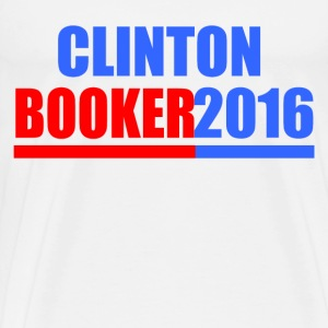 CLINTON BOOKER 2016 - Men's Premium T-Shirt
