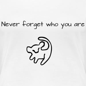 Never Forget T-Shirts - Women's Premium T-Shirt