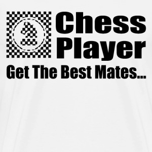 CHESS PLAYER - Men's Premium T-Shirt