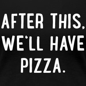 Pizza T-Shirts - Women's Premium T-Shirt