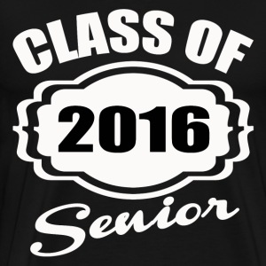 CLASS OF 2016 SENIOR - Men's Premium T-Shirt