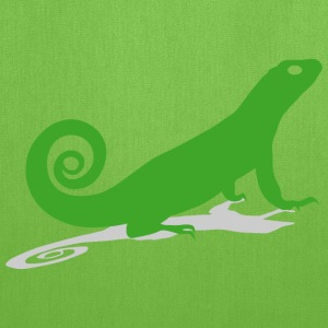 Green lizard Bags & backpacks - Tote Bag