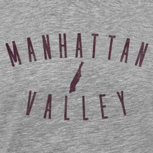 Manhattan Valley T-Shirt - Men's Premium T-Shirt