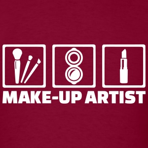 Make-up Artist T-Shirts - Men's T-Shirt